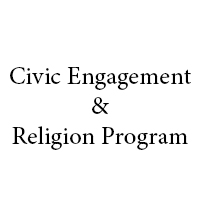 Civic Engagement and Religion Program