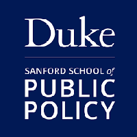 Duke University Sanford School of Public Policy logo