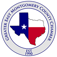 Greater East Montgomery County Chamber of Commerce logo