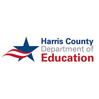 Harris County Department of Education logo