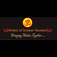 Hindus of Greater Houston logo