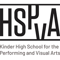 Kinder High School for the Performing and Visual Arts logo
