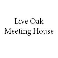 Live Oak Meeting House