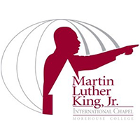 Martin Luther King Jr International Chapel at Morehouse College logo