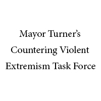 Mayor Turner's Countering Violent Extremism Task Force