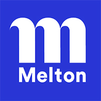 The Melton School logo