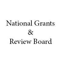 National Grants and Review Board