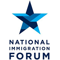 National Immigration Forum logo