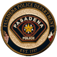 Pasadena Police Department logo
