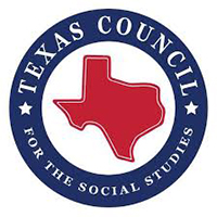 Texas Council for the Social Studies logo