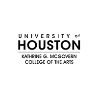 University of Houston's Kathrine G McGovern College of the Arts logo