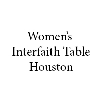 Women's Interfaith Table Houston