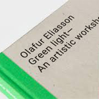 Olafur Eliasson's Green Light Artistic Workshop